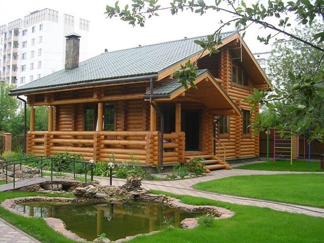 Двухскатная крыша: 65 фото частных домов, разновидности.