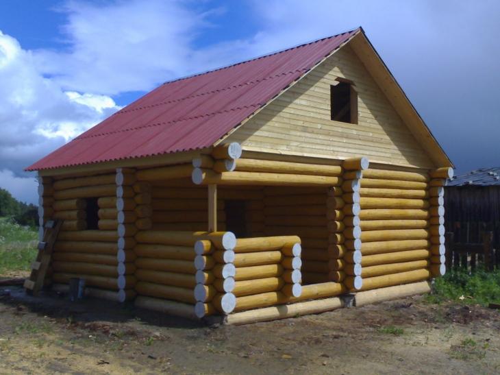 Строительство домов баня