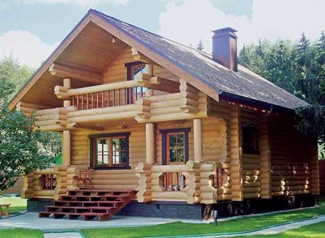 красивые дома фото и участки