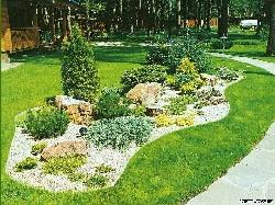 Функциональное зонирование сада: фото, как устроить зону ...