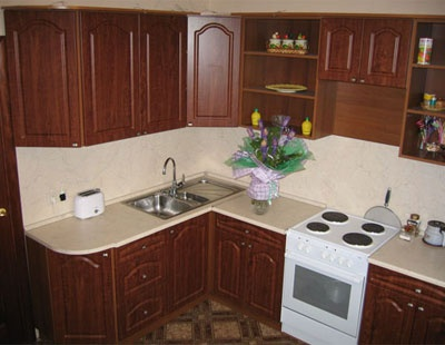 Ремонт кухни 8 метров не проблема